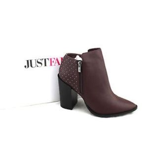 JustFab Tonlie Booties